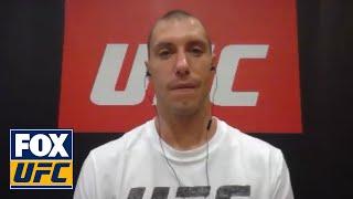 James Vick talks to UFC Tonight | INTERVIEW | UFC Tonight