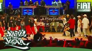 INTL BOTY 2007 – FINAL BATTLE TURN PHRASE CREW (JAPAN) VS. EXTREME CREW (KOREA) [BOTY TV]
