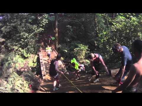 Warrior Dash Portland Oregon 2011