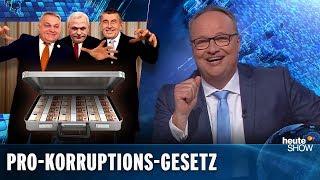 Was unternimmt die EU gegen Korruption? | heute-show vom 03.05.2019