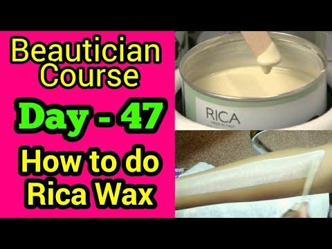 रिका वैक्स आसानी से कैसे करे || How to do Rica Wax Easily in hindi || Neha Beauty Hub