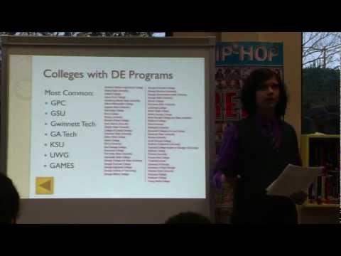 Dual Enrollment is the New AP - An Informative Presentation