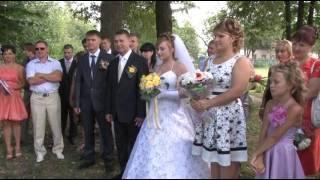 Свадьба до банкета 2011 август