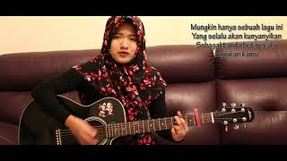 Video baper banget nyanyiin lagu ini, LAGUKU by ungu  cvr by justcallrosse download MP3, 3GP, MP4, WEBM, AVI, FLV November 2018