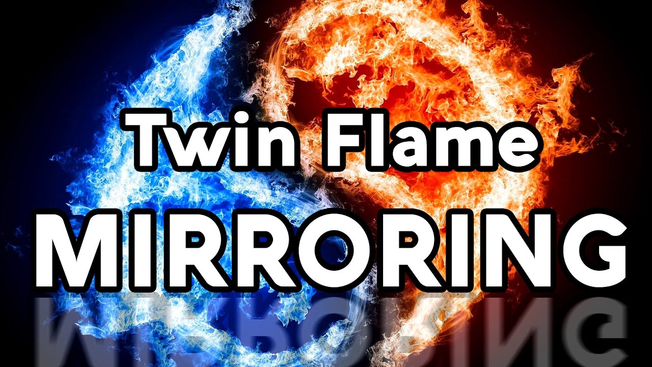 TWIN FLAME MIRRORING (how it works and why) | Jeff and Shaleia