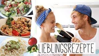4 EINFACHE & leckere REZEPTE | Brokkolisalat, Avocadopesto & mehr