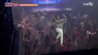 2017.5.26「ダウンタウンなう」でグンちゃんが踊っていた、やみつきになる...