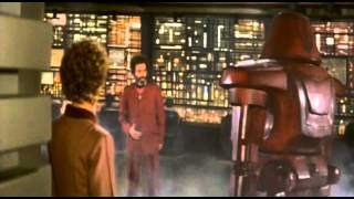 Das schwarze Loch (1979) - Maximillian! (Filmausschnit)