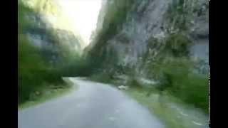 По дорогам в горах Закавказья