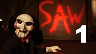 видео Saw:The Video Game: Прохождение