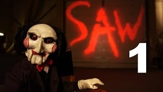 видео Прохождение Saw: The video game (текст).