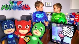 PJ Masks Toy Rescue Adventure - Luna Girl's Hack Glitch Attack