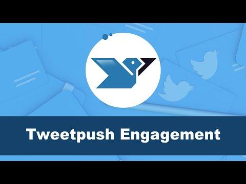 Tweetpush Engagement. http://bit.ly/34afKXn