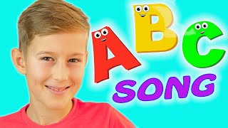 ABC Song - Learn English Alphabet with Funny Alex