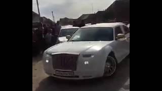 Массовая драка со стрельбой на чеченской свадьбе