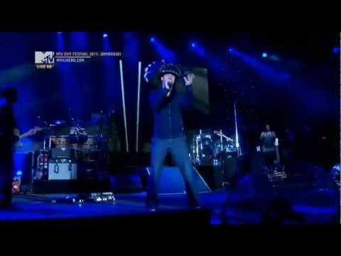 JAMIROQUAI MTV EXIT FESTIVAL 2011 COMPLETO FULL HD