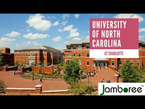 Meet the Masters with University of North Carolina, Charlotte