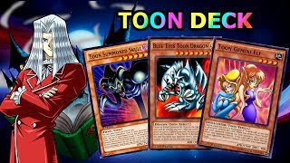 Yu-Gi-Oh! Power of Chaos - The Legend Reborn -TOON DECK