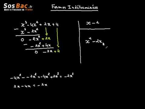 Limites et Continuité cours 6 : 2 BAC International