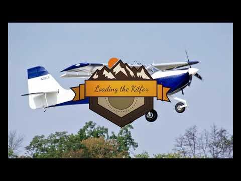 Time-lapse of loading the Kitfox!