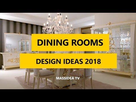45+ Classic & Chic Celebrity Dining Rooms Design Ideas 2018