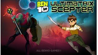 Ben 10 Gams Ultimatrix Scepter Full Gameplay - Ben 10 New Games to Play 2015 Ben Ten Gamesplay