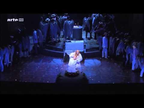 Amfortas : Des Weihgefässes göttlicher Gehalt  Parsifal  Bayreuth 2012  Richard Wagner
