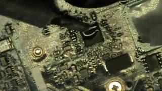 хроники ремонтов 16 Не работает сетевой порт в ноутбуке. Замена Atheros AR8132L