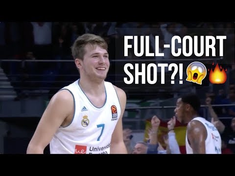 Luka Dončić TOP 10 PLAYS (UPDATED)
