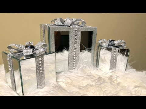 Kristina Kage - CUTE - DIY- Dollar Store Christmas Decor