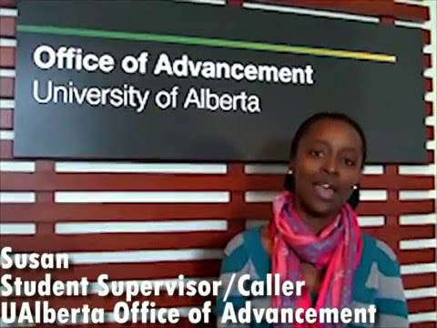 Where can you work while you study at the University of Alberta?