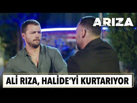 Ali Rıza, Halide'yi Burak'ın elinden kurtarıyor | Arıza 1. Bölüm