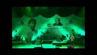 Kailash Kher Tribute to Nusrat Fateh Ali Khan