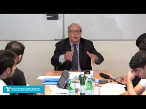 Dr. Jean Ziegler at the Geneva Centre: 'The Right to Food & its Violations: Where is Hope?'