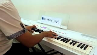 蘭陵王片尾曲-丁噹《手掌心》 孟儒老師鋼琴演奏版