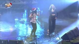 Hadise - Deli Oğlan (TV8 Yılbaşı Konseri 2013)