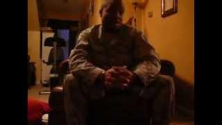 Marcus Brimage TUF 14 Video Blog: Episode 5