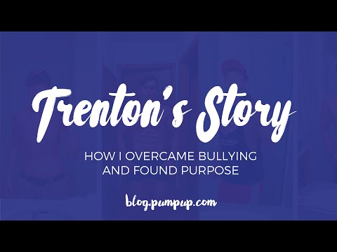 How Trenton Overcame Bullying and Found Purpose