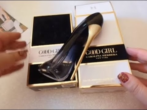 Comprobar que tu perfume Good Girl Carolina Herrera no es falsificado