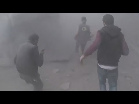 Syria reacts to coordinated strikes by U.S., U.K. and France