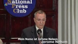 US-Befehlsstand ignorierte UFO-Meldungen - Jerry Nelson