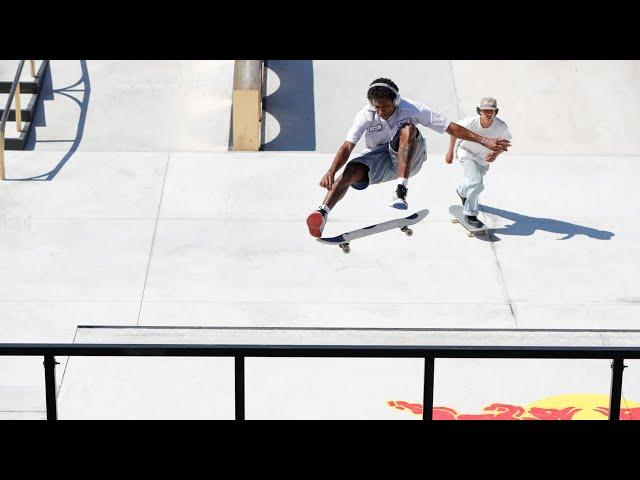 Street Skateboarding World Championships - Rome 2021 - Men's Open Qualifier