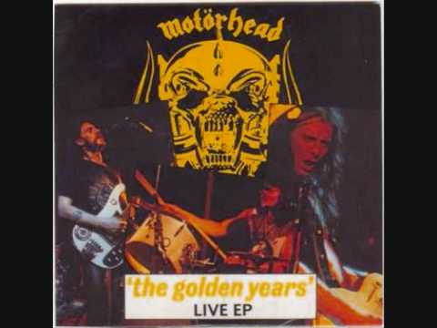 Motorhead - EP The Golden Years - Stone Dead Forever