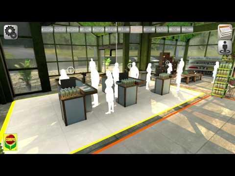 Compo 3D - Virtual Garden Center