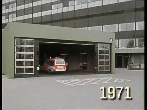 Filmaufnahmen über Und Aus Hamburg 1970 - 1971