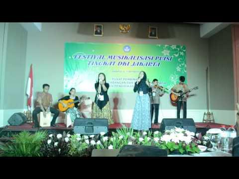 Musikalisasi Puisi Ibu karya D. Zawawi Imron