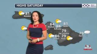 WEATHERWatch for September 30, 2016