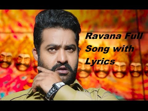 Jai Lava Kusa -  Ravana Full Song with...