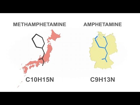 Facts about Methamphetamine (