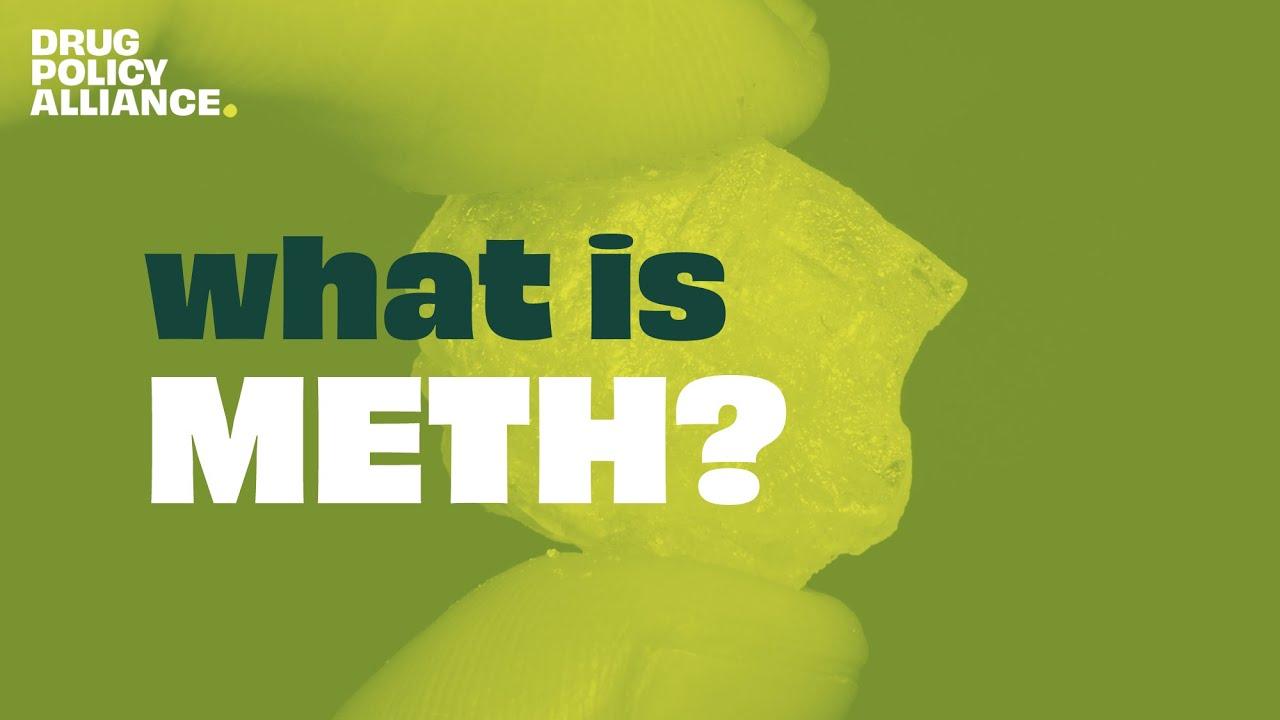 Methamphetamine Facts | Drug Policy Alliance